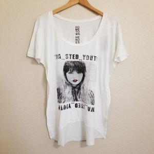 NWT Urban Outfitters Wasted Youth Graphic T Shirt